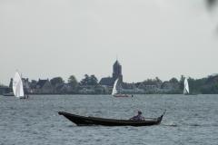Woudsedom westzijde gezien vanuit Roelofarendsveen